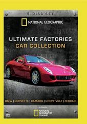 National Geographic - Ultimate Factories Car