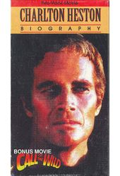 Charlton Heston Biography/Call of the Wild (2-VHS)