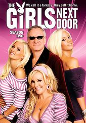 Girls Next Door - Season 2 (3-DVD)