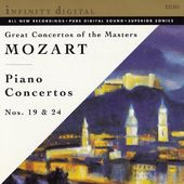 Great Concertos of the Masters: Mozart: Piano