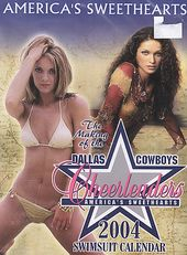 Dallas Cowboys Cheerleaders 2004 Swimsuit Calendar