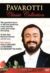 Pavarotti Classic Collection (3-DVD)