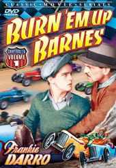 Burn 'Em Up Barnes, Volume 1 (Chapters 1-6)