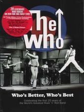 The Who - Who's Better, Who's Best