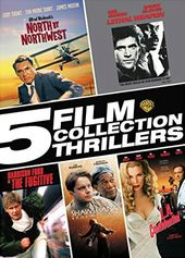 5 Film Collection: Thrillers (5-DVD)