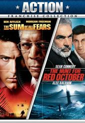 The Hunt for Red October / The Sum of All Fears