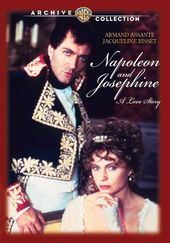 Napoleon and Josephine: A Love Story (Full Screen)