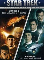 Star Trek II / Star Trek IV