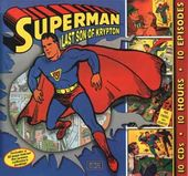 Superman - Last Son of Krypton (10-CD)