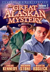 The Great Alaskan Mystery, Volume 2 (Chapters