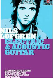 Nils Lofgren - Electric & Acoustic Guitar