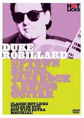 Duke Robillard - Uptown Blues, Jazz Rock & Swing