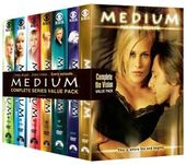 Medium - Complete Series (35-DVD)