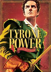 Tyrone Power Swashbuckler Set (The Black Rose /