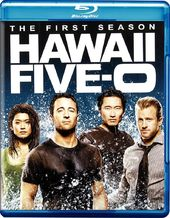 Hawaii Five-O (2010) - Season 1 (Blu-ray)