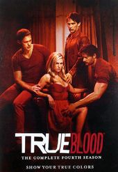 True Blood - The Complete 4th Season