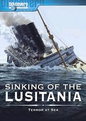 Discovery Channel - Sinking of the Lusitania