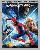 The Amazing Spider-Man 2 3D (Blu-ray + DVD)