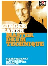 Ginger Baker - Master Drum Technique