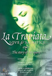 La Traviata: Love & Sacrifice, The Story of the
