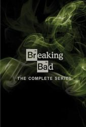 Breaking Bad - Complete Series (21-DVD)