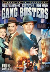 "Gang Busters, Volume 1 - 11"" x 17"" Poster"