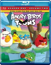 Angry Birds Toons - Season 1, Volume 2 (Blu-ray)