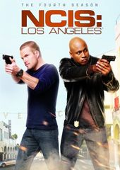 NCIS: Los Angeles - Complete 4th Season (6-DVD)
