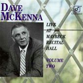 Live at Maybeck Recital Hall, Volume 2