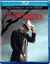 Justified - Season 5 (Blu-ray)