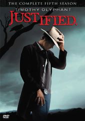Justified - Season 5 (3-DVD)