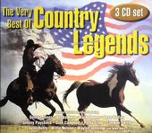 The Very Best of Country Legends [United] (3-CD)