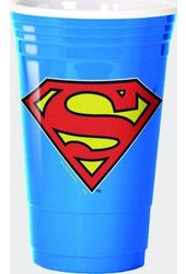 DC Comics - Superman - Logo - Reusable Party Cup