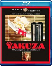 The Yakuza (Blu-ray)
