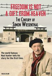 Simon Wiesenthal: Freedom Is Not A Gift From