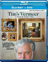 Tim's Vermeer (Blu-ray + DVD)