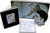 Elvis Presley Limited Edition Shaped CD Box Set