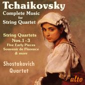 Complete Music for String Quartet (2-CD)