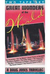 Great Wonders of the World (2-VHS)