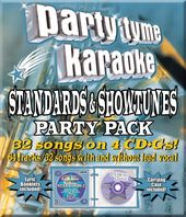 Standards and Show Tunes Party Pack [#2] (4-CD