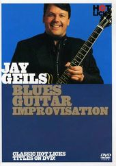 Jay Geils: Blues Guitar Improvisation