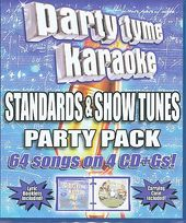 Standards and Show Tunes Party Pack [#1] (4-CD)