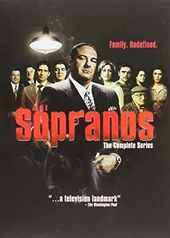 The Sopranos - Complete Series (30-DVD)