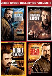 Jesse Stone Collection, Volume 2 (2-DVD)