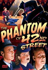 "The Phantom of 42nd Street - 11"" x 17"" Poster"