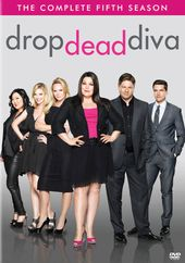 Drop Dead Diva - Complete 5th Season (3-Disc)