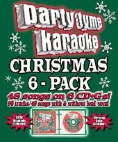 Party Tyme Karaoke: Christmas 6 Pack (6-CD)