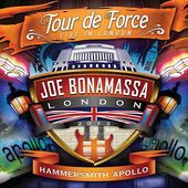Tour de Force: Live in London, Hammersmith Apollo
