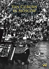 Van Cliburn in Moscow, Volume 5