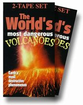 The World's Most Dangerous Volcanoes (2-Tape Set)